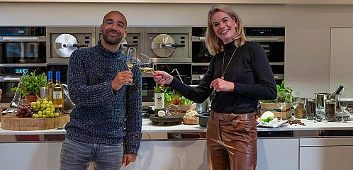 Lancering online WijnSpijs cursus