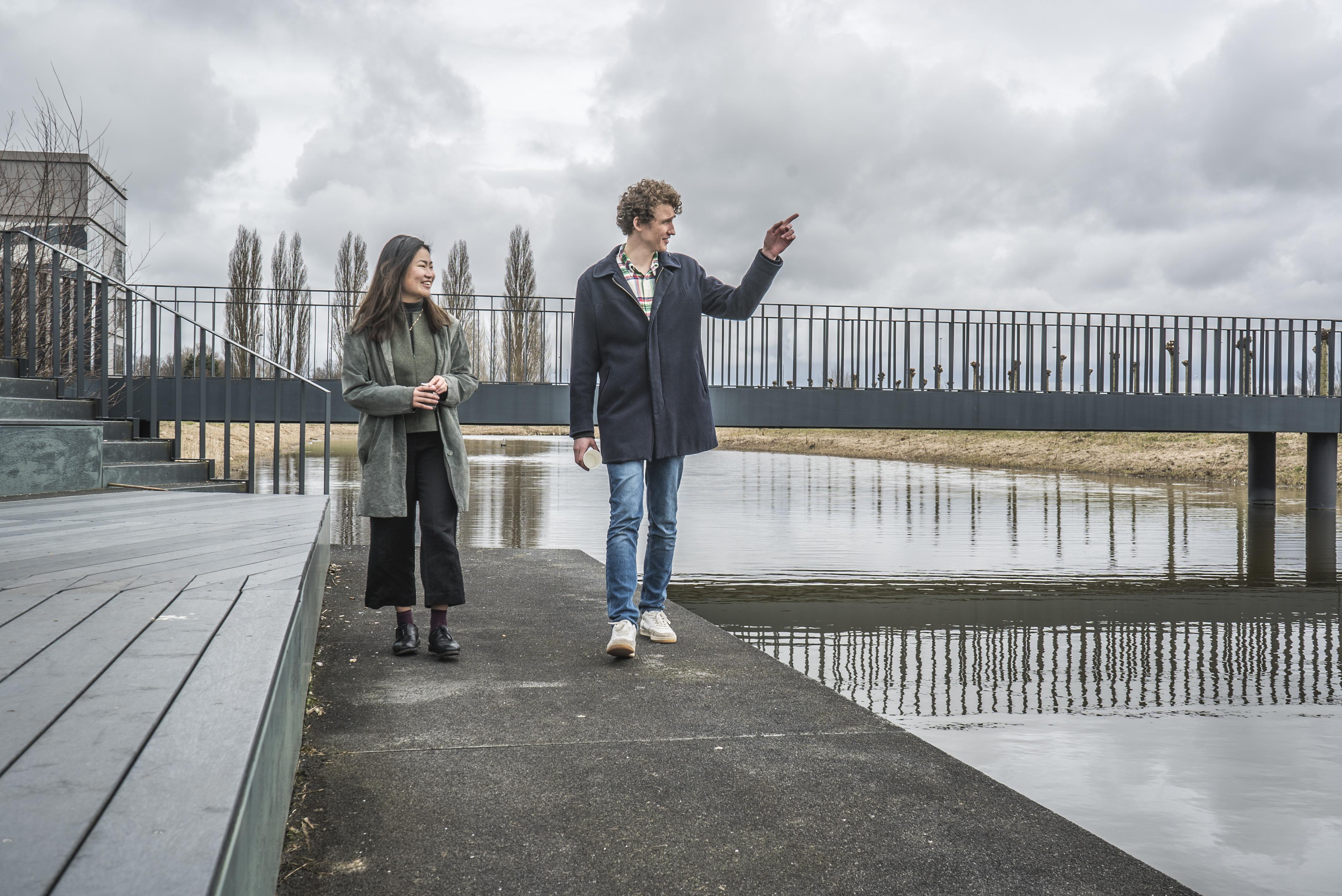 Kort na succesvolle TV-pitch breidt datingapp Breeze uit naar Brabant