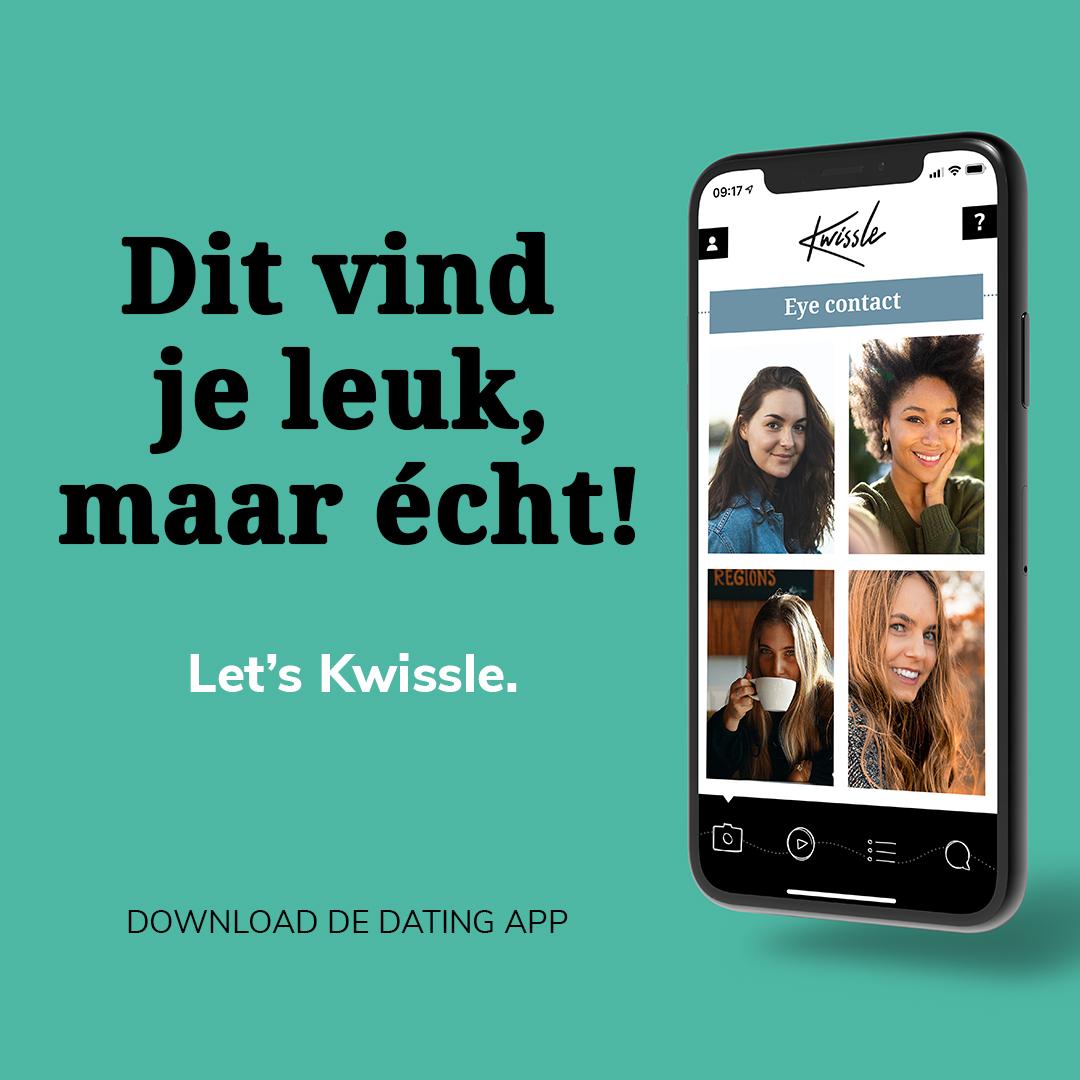 Nederlandse datingapp Kwissle wil frustraties online dating wegnemen