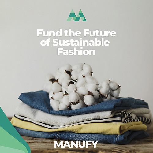 Platform voor duurzame kledingproductie 'Manufy' start crowdfunding campagne