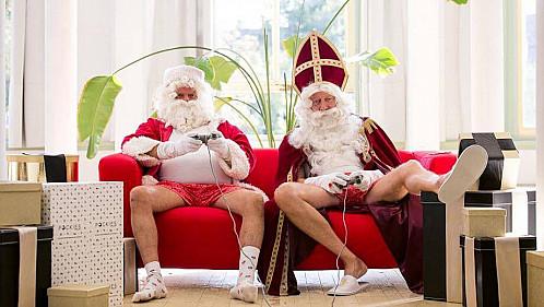 Pockies - Sint en Santa: De ultieme Bromance