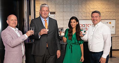 Holland Water Bar serveert kraanwater in de woestijn