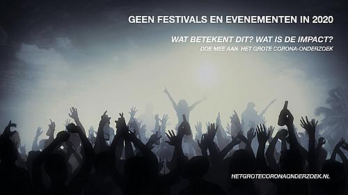Inzichten dragen mogelijk bij aan voortbestaan van festivals en evenementen